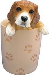 Beagle Pencil Holder