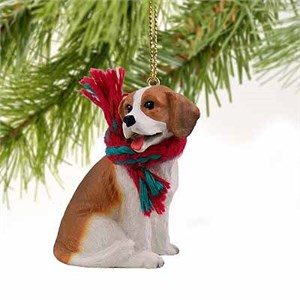 Beagle Tiny One Christmas Ornament
