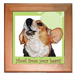 Beagle Trivet