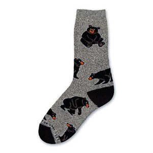 Bear Poses Socks