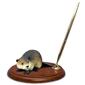 Beaver Pen Holder