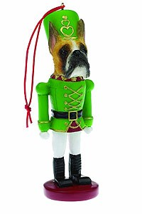 Boxer Ornament Nutcracker (Cropped)