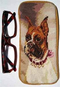 Boxer Eyeglass Case