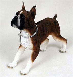Boxer Figurine Brindle MyDog