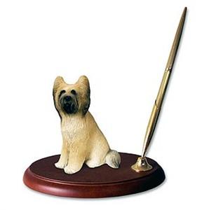 Briard Pen Holder