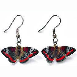 Buckeye Butterfly Earrings True to Life