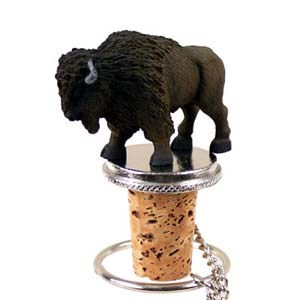 Buffalo Bottle Stopper
