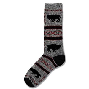 Buffalo Socks