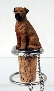 Bullmastiff Bottle Stopper