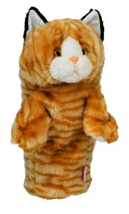 Calico Cat Golf Headcover