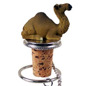 Camel Bottle Stopper (Dromedary)