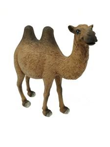 Camel Figurine Bactrian