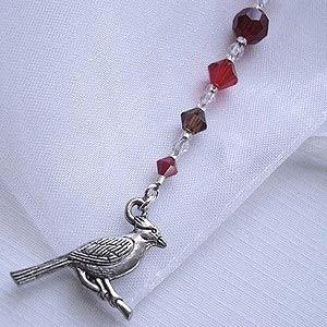 Cardinal Bookmark