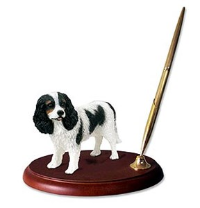 Cavalier King Charles Spaniel Pen Holder