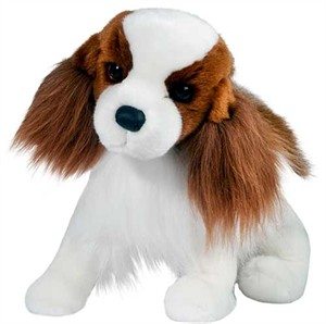Regal the Cavalier King Charles Spaniel Plush Stuffed Animal 16""