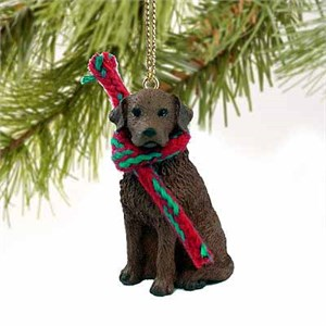 Chesapeake Bay Retriever Tiny One Christmas Ornament