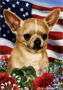 Chihuahua House Flag