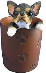 Chihuahua Pencil Holder