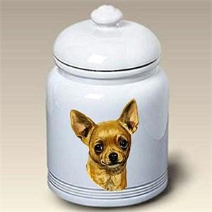 Chihuahua Treat Jar
