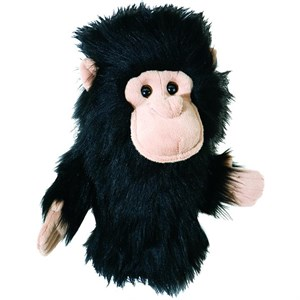 Chimpanzee Golf Headcover