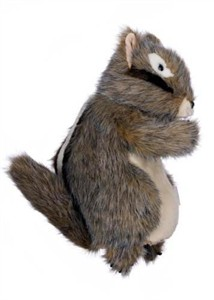 Chipmunk Golf Headcover