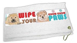 Chow Chow Paw Wipe Towel