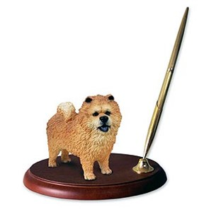 Chow Chow Pen Holder