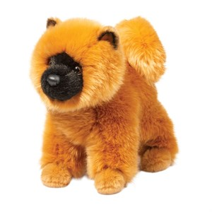 Ivy the Chow Plush Stuffed Animal 8""