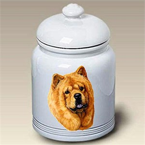 Chow Chow Treat Jar