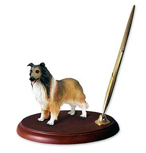Collie Pen Holder