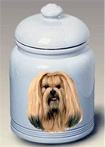 Lhasa Apso Cookie Jar