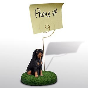 Coonhound Note Holder