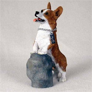 Corgi Figurine MyDog