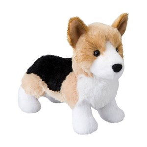 Corgi Plush Stuffed Animal 8 Inch