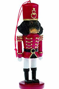 Dachshund Ornament Nutcracker