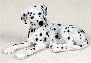 Dalmatian Figurine MyDog
