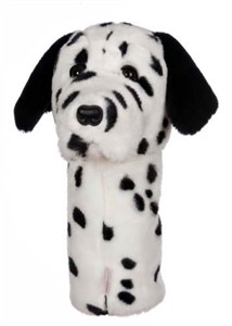 Dalmatian Golf Headcover