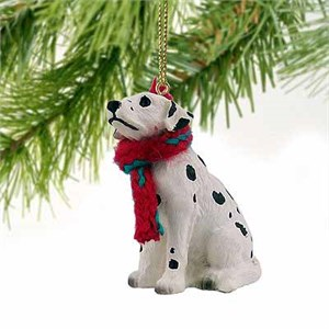 Dalmatian Tiny One Christmas Ornament