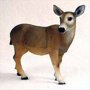 Deer Figurine Doe