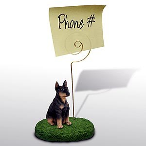 Doberman Pinscher Note Holder