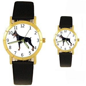 Doberman Pinscher Watch