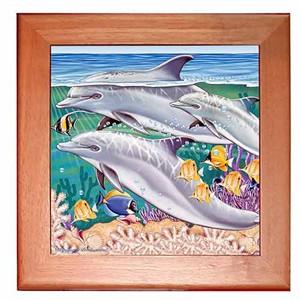 Dolphin Trivet