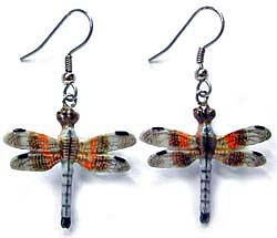 Dragonfly Earrings True to Life