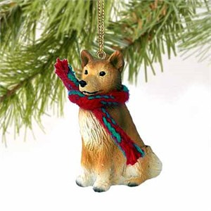 Finnish Spitz Tiny One Christmas Ornament