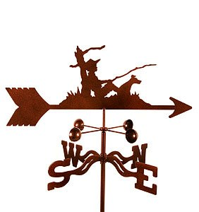 Fresh Water Fishing Weathervane