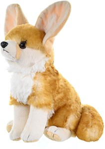 Fennec Fox Plush Stuffed Animal 12""