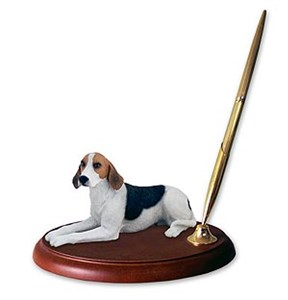 Foxhound Pen Holder