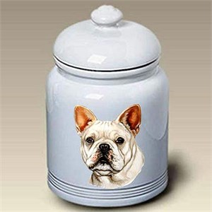 French Bulldog Treat Jar