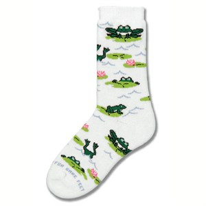 Froggy Play Socks