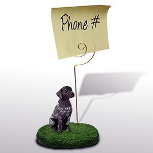 German Shorthaired Pointer Note Holder